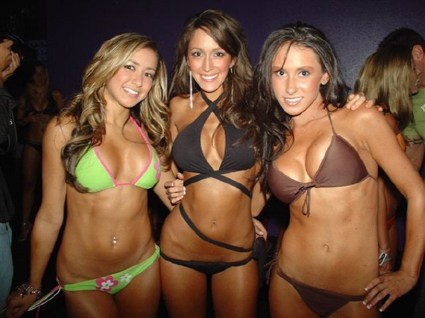 Bikini Party Jenn Sterger